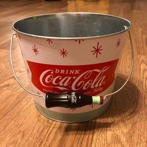Coca-Cola bucket